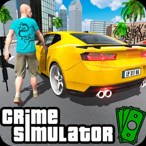 Crime Simulator - Game Free Icon