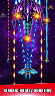Galaxy Attack-space shooting games Apkfinish screenshots 1