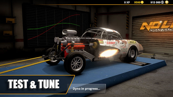 No Limit Drag Racing 2 screenshots apk mod 4