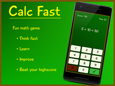 Calc Fast 4.5 (Paid)