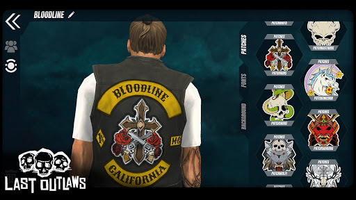 Last Outlaws: The Outlaw Biker Strategy Game 1.0.11 screenshots 7