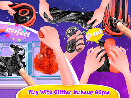 Make-up Slime - Girls Trendy Glitter Slime 2.0.2 screenshots 13