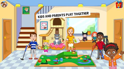 My Town : Best Friends' House games for kids screenshots 6