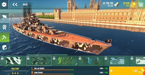 Battle of Warships: Naval Blitz Screenshot