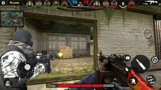 Real Commando Action Shooting Games - Gun Games 3D 1.1 Pc-softi 5