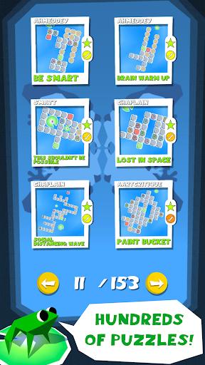 Frog Puzzle ud83dudc38 Logic Puzzles & Brain Training 5.8.5 screenshots 4