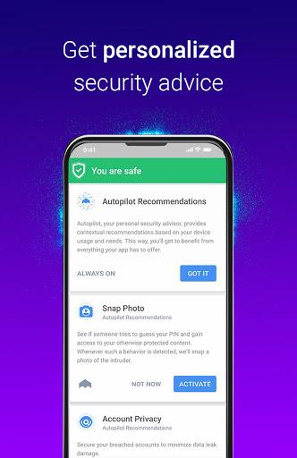 Bitdefender Mobile Security & Antivirus screenshots 5