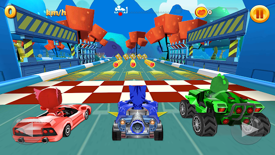 Moonlight Race APK for Android 1