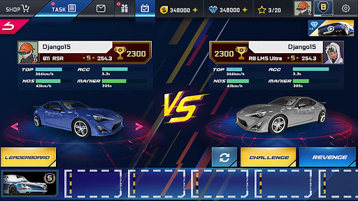 Street Racing HD 6.1.9 Screenshots 10
