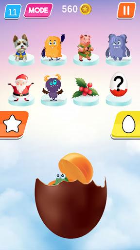 Egg games, joy surprise dolls & toys. Opening eggs screenshots 3