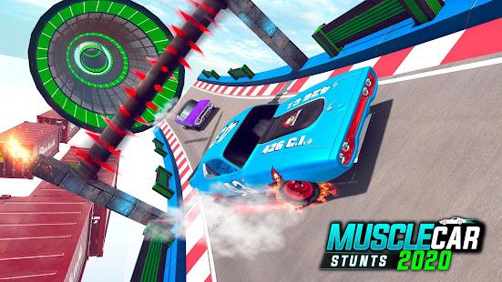 Muscle Car Stunts 2020 3.4 Screenshots 8