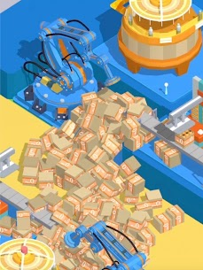 Super Factory Tycoon Game Mod Apk , Super Factory Apk + Obb Full Download 3