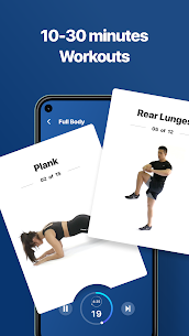Fitify: Workout Routines & Training Plans (MOD APK, Pro) v1.14.7 4