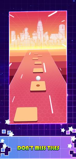 Tiles Hop Ball - Neon EDM Rush 1.3.9 screenshots 2