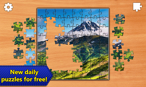Free Jigsaw Puzzles Epic Apk Download 2021 3