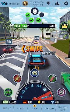 ニトロレーシングGO! クリッカー系レースゲームのおすすめ画像1