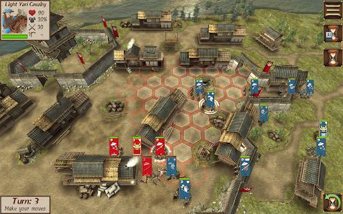 Shogun's Empire: Hex Commander 1.9 Screenshots 16