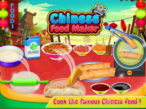 Chinese Street Food - Cooking Game  screenshots 5