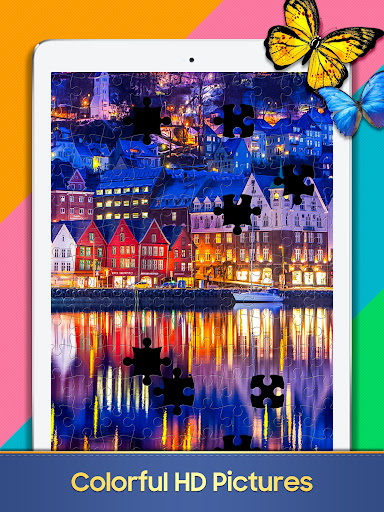 Jigsaw Puzzles World - puzzle games Apkfinish screenshots 17
