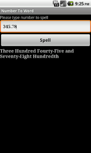 Spell Numbers For Pc (Windows 7, 8, 10 And Mac) 1