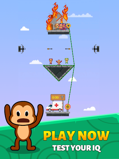 Monkey Rescue Puzzle 1.0.2 screenshots 21