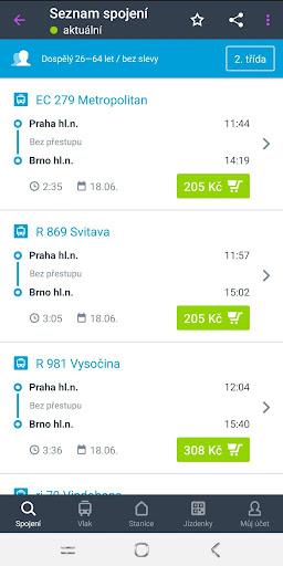 Mu016fj vlak 2.1.0 Screenshots 2