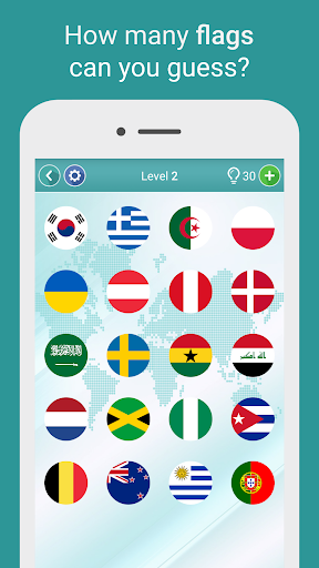 Geography Quiz - flags, maps & coats of arms 1.5.19 screenshots 4