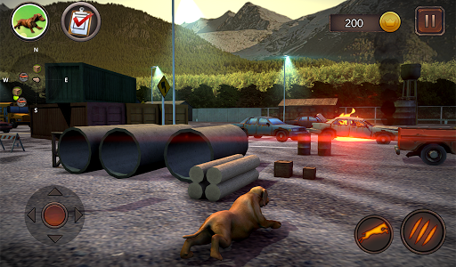 Dachshund Dog Simulator  screenshots 12