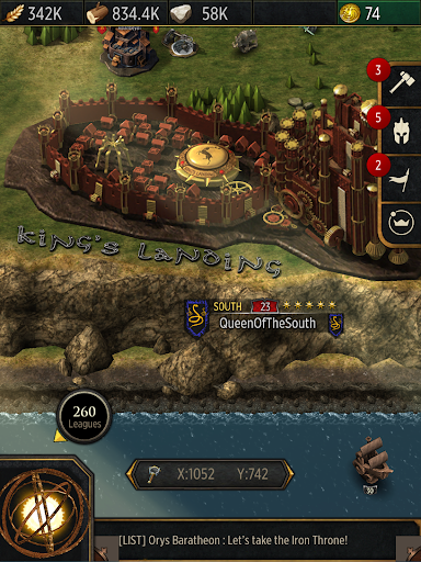 Game of Thrones: Conquest u2122 - Strategy Game  screenshots 15