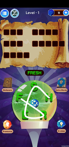 Word Wizard Puzzle - Connect Letters 4.1.7 screenshots 16