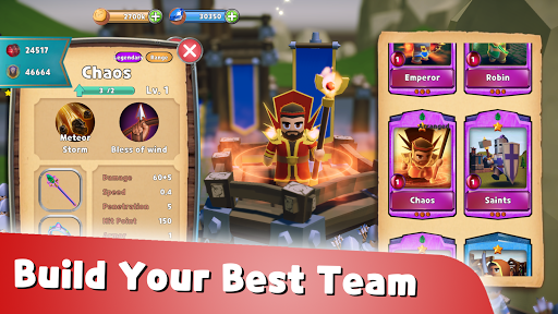 Last Kingdom: Defense apkslow screenshots 16
