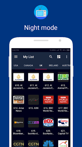 Foto do OneIPTV - IPTV Player