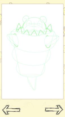 How to draw cartoon easyのおすすめ画像2