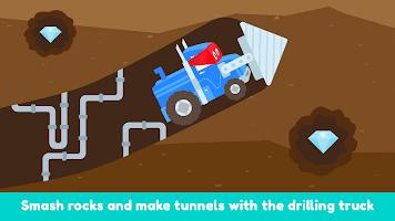 Carl the Super Truck Roadworks: Dig, Drill & Build