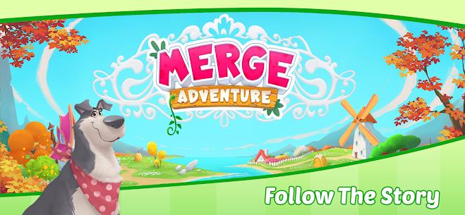 Merge Adventure MOD APK 1.07.51 (Unlimited Money) 4