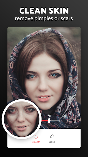 Pixl - Face Retouch & Blemish Remover Photo Editor 1.0.14 Screenshots 4