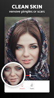 screenshot of Pixl - Face Retouch & Blemish Remover Photo Editor