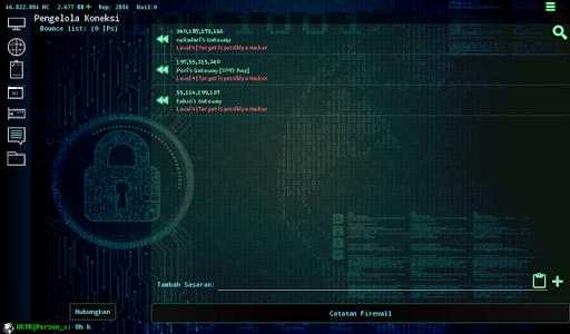 Hackers Online (MMO Simulator)  Screenshots 14