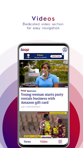 Loop - Caribbean Local News android2mod screenshots 3