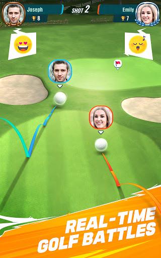 Shot Online: Golf Battle  screenshots 1