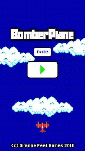 bomber plane screenshot 1
