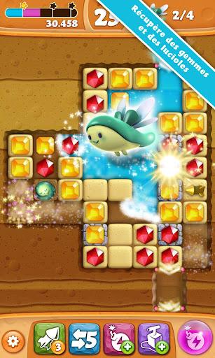 Code Triche Diamond Digger Saga  APK MOD (Astuce) screenshots 1