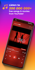 Music Downloader. MP3 Player. YouTube Player. 1.482
