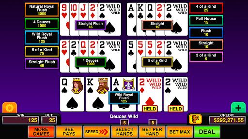 Video Poker Multi Pro Casino screenshots 2