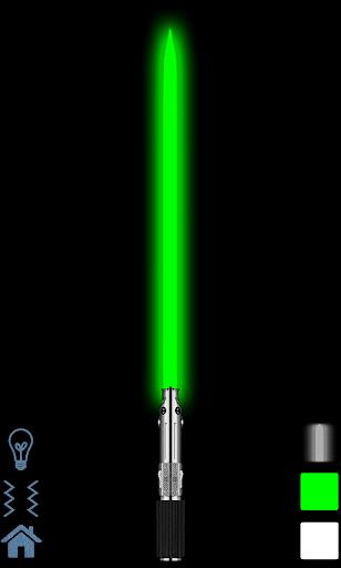 Laser saber simulator apkmr screenshots 2