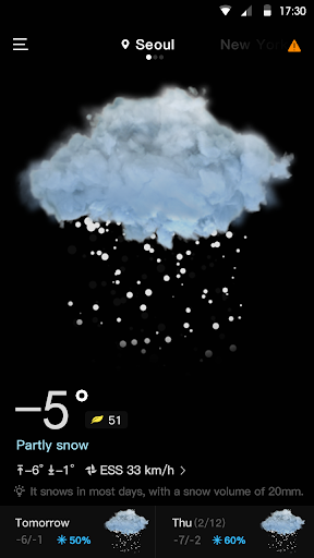 Live Weather & Accurate Weather Radar - WeaSce android2mod screenshots 4