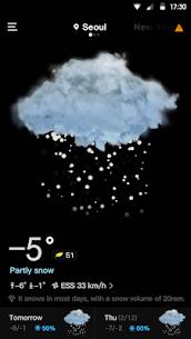 Live Weather & Accurate Weather Radar – WeaSce 4