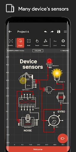 Logic Circuit Simulator Pro android2mod screenshots 5