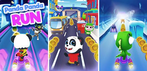 Panda Panda Run: Panda Runner Game apktram screenshots 6