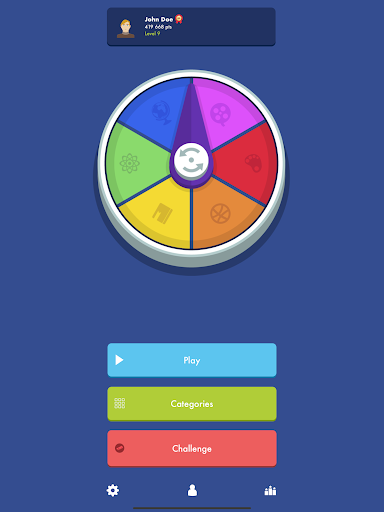 Trivial Quiz - The Pursuit of Knowledge apkmr screenshots 7
